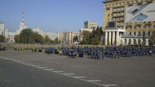 Прощание с погибшими в авиакатастрофе под Харьковом: прямая трансляция (видео)