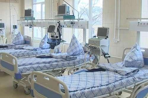 Харьков расширяет палаты для госпитализации людей с опасным вирусом