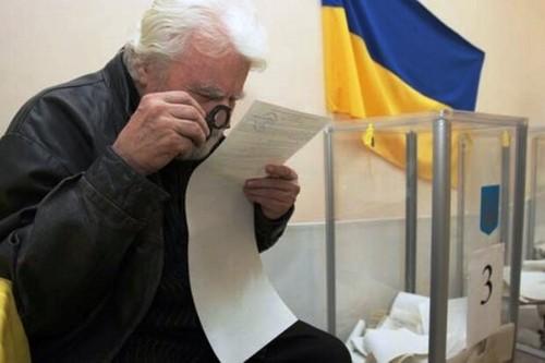 Под какими номерами партии идут на выборы в Харькове и области