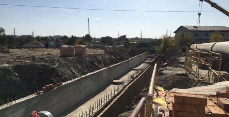 Стало известно, как продвигается строительство новой дороги на Салтовку