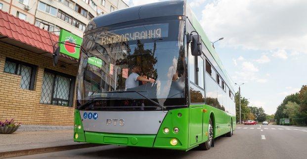 Когда заработает новый троллейбусный маршрут в Харькове: информация мэрии