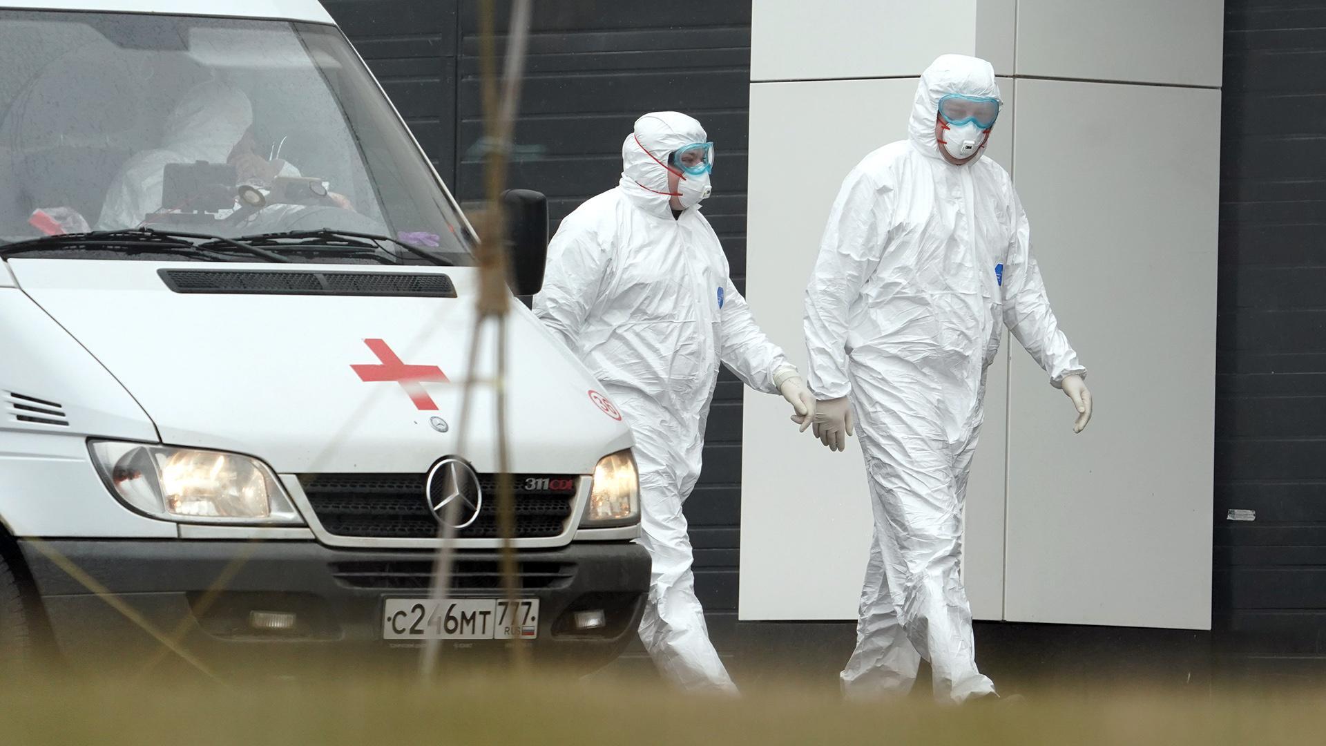 В Харькове еще три больницы готовят для больных коронавирусом