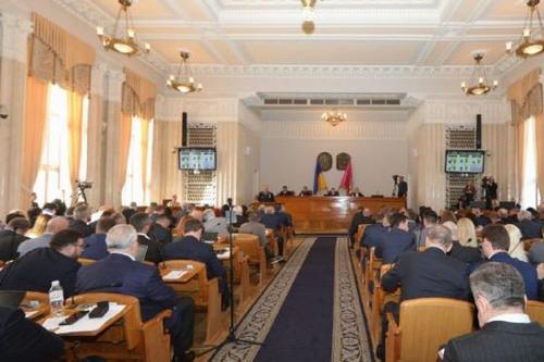 Глава харьковского облсовета обратился к депутатам с важным заявлением