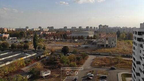 Масштабный недострой в Харькове: что происходит на закрытой территории (фото)