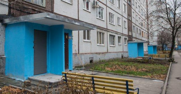В Харькова более четырех тысяч многоэтажек преобразили изнутри