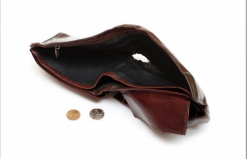 В Харькове мужчина хотел разбогатеть, но остался при больших долгах