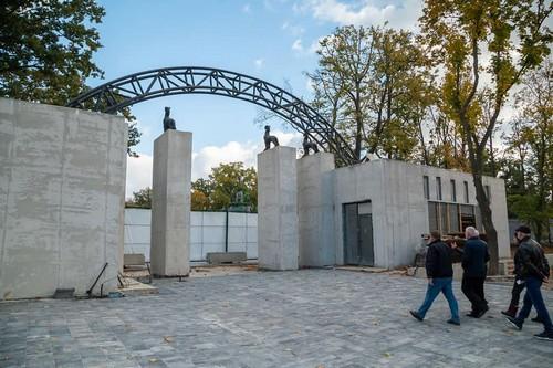 Стало известно, когда в Харькове откроют зоопарк после реконструкции (фото)