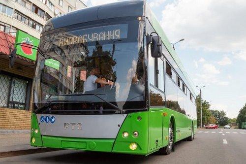 Из Харькова в поселки будут курсировать «безрогие» троллейбусы