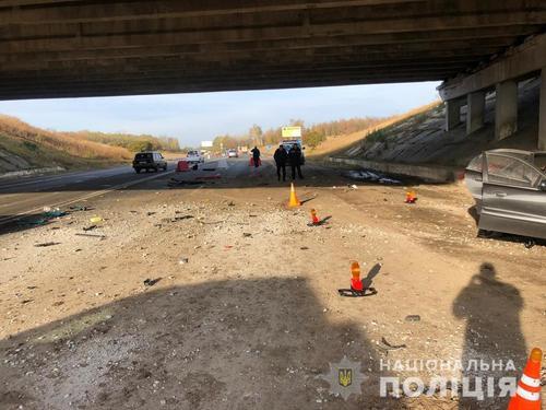 Гибель отца и дочери в Харькове: стало известно, как произошла авария (фото)