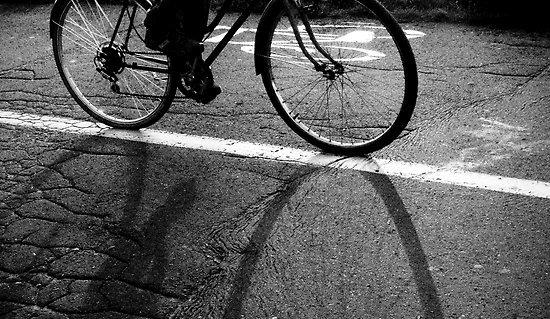 Упал с велосипеда и попал в суд. Случай на Харьковщине