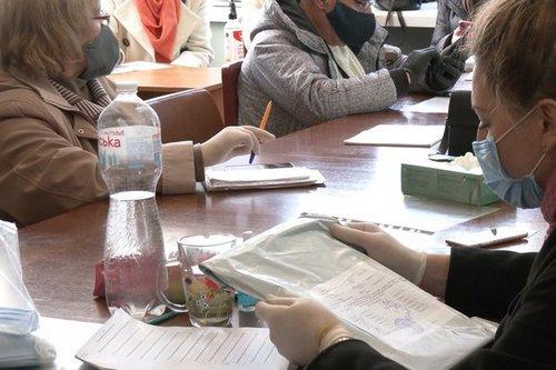 Сколько протоколов осталось принять областной избирательной комиссии