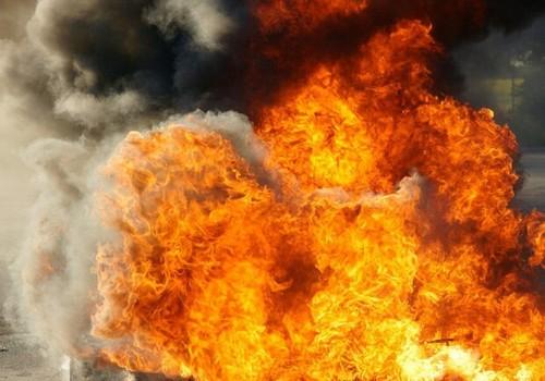 Взрыв на Харьковщине: есть погибшие и пострадавшие
