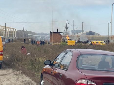 Взрыв газа на Харьковщине: появились фотографии с места происшествия (фото)