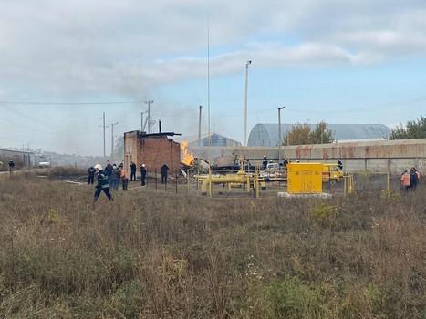 Взрыв на Харьковщине: жители нескольких населенных пунктов остались без газа