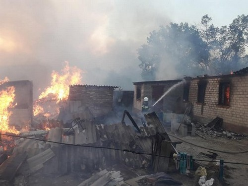 Сколько компенсации получат пострадавшие от лесных пожаров на Харьковщине (дополнено)