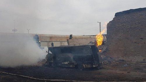Что известно о пострадавших в результате взрыва под Харьковом
