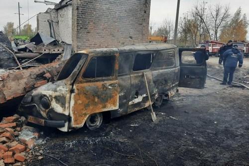 Взрыв газа на Харьковщине: появилась новая информация (видео)