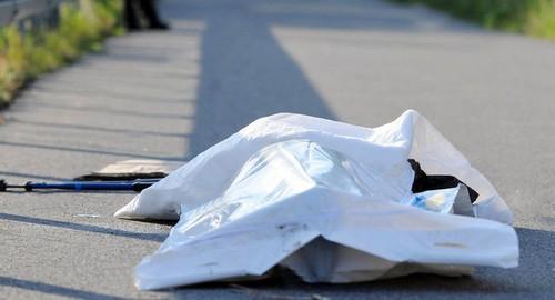 В Харькове возле храма обнаружили мертвого мужчину (фото)