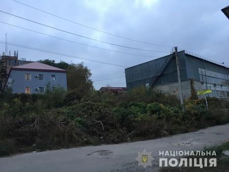 Нападение среди белого дня. В Харькове задержали налетчика (фото)