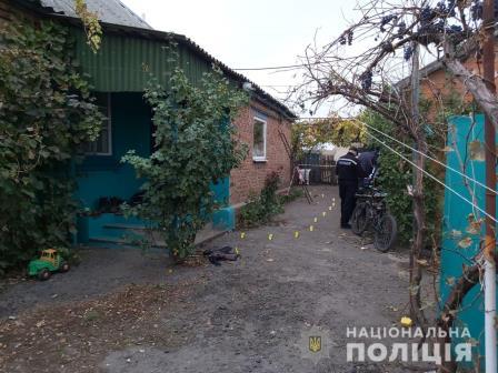 На Харьковщине ребенок получил увечье во время игры (фото)