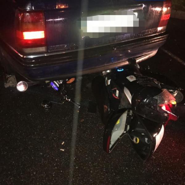 В Харькове водителя забрали в больницу прямо с дороги (фото)