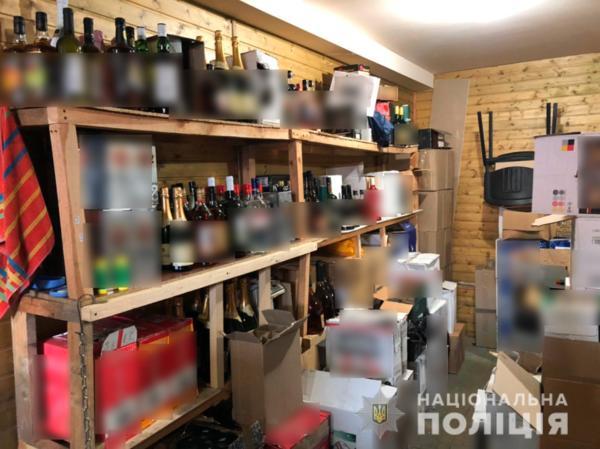 Бизнесмен из Харькова попал в серьезные неприятности из-за спиртного (фото)
