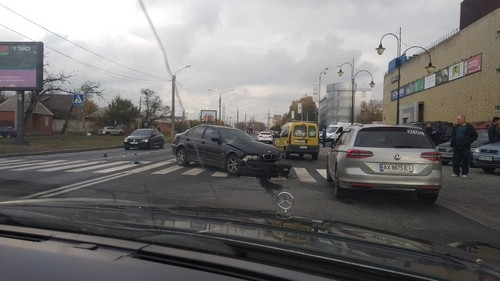 ЧП возле крупного торгового центра в Харькове. Подробности (фото, видео)