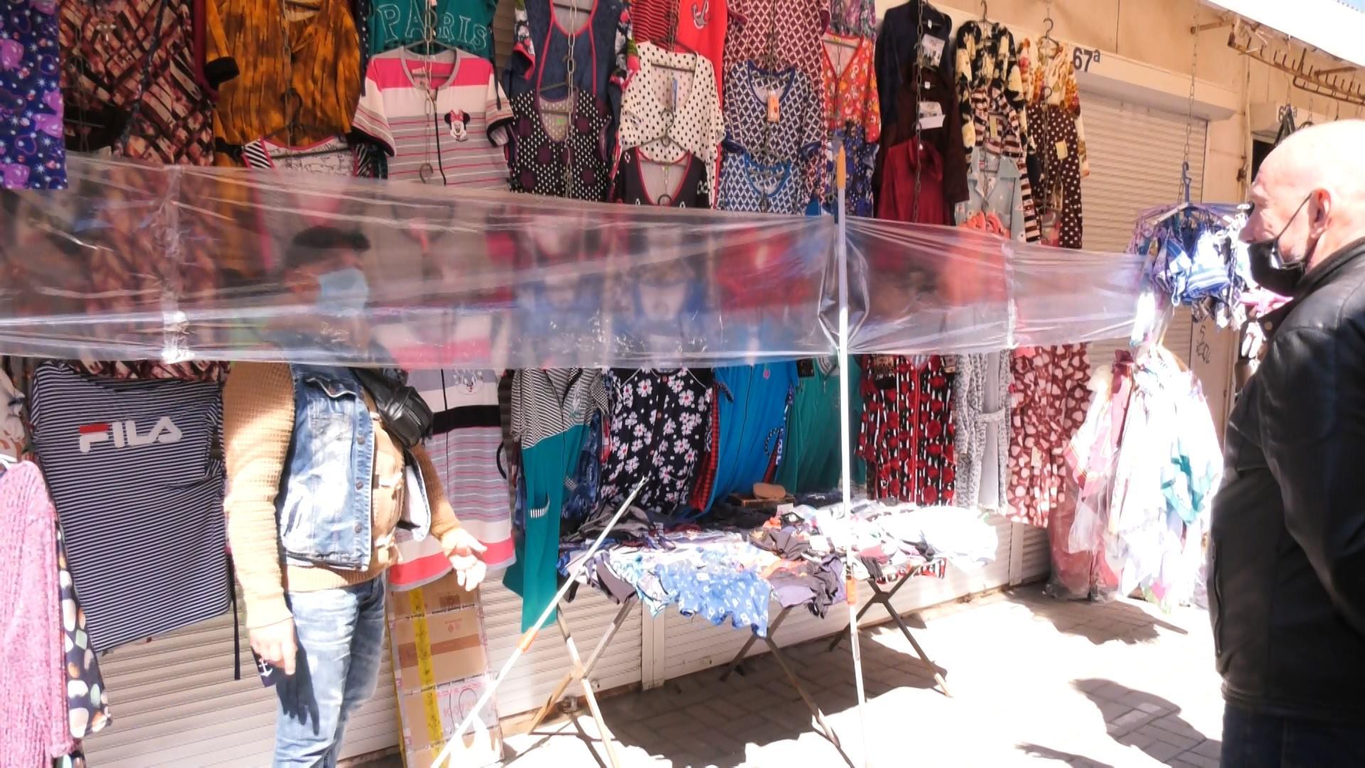 На рынках Харькова будут строго следить за покупателями и продавцами