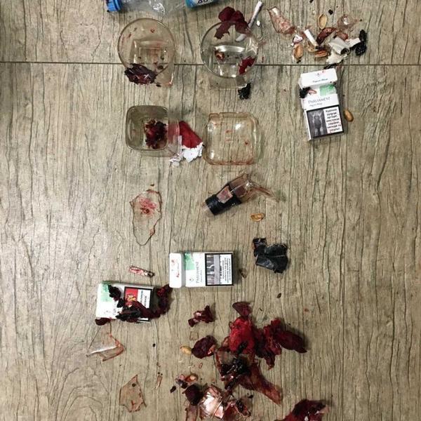 Услышали крики и вызвали полицию. В харьковской многоэтажке нашли окровавленный труп (фото)