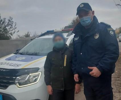Еще недавно был хулиганом. Под Харьковом появился необычный правоохранитель