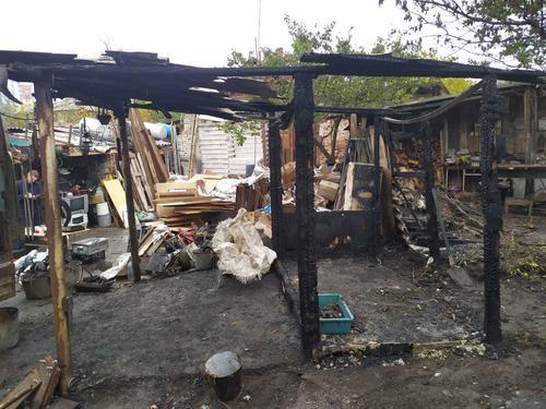 ЧП в Харькове: горожане лишились имущества из-за стихии (фото)
