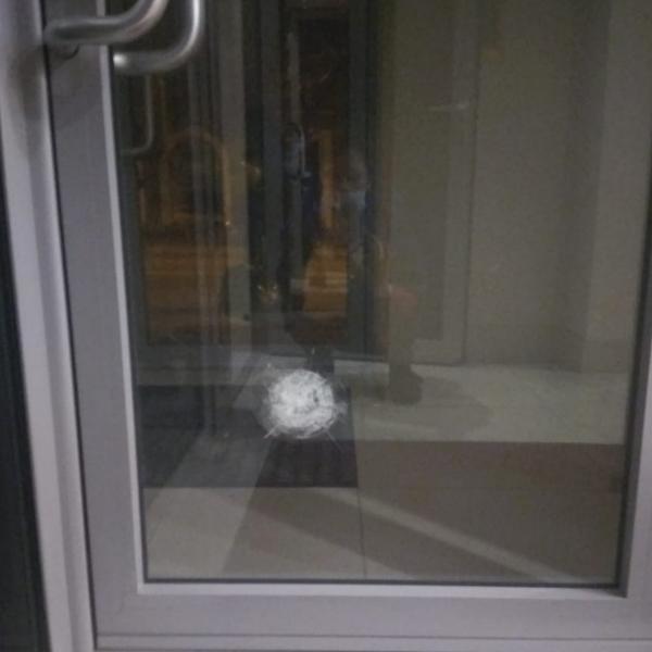В центре Харькова обстреляли дипломатическое учреждение (дополнено)
