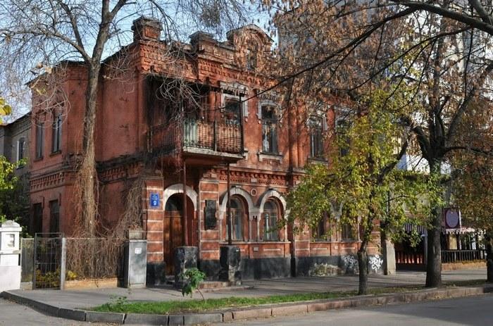 Сад в центре Харькова уничтожили ради лучшего обозрения
