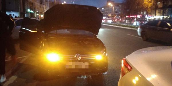 Авария на островке безопасности в Харькове: стало известно о состоянии пострадавшего ребенка