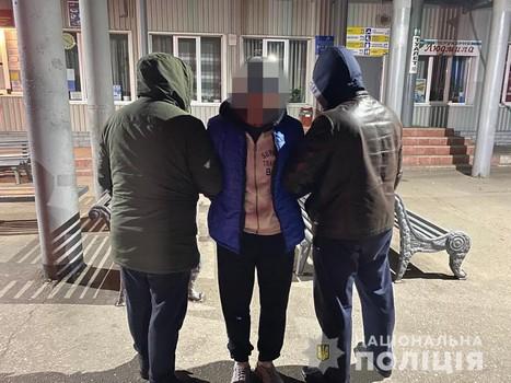 Ударил топором и сбежал. Житель Харьковщины решился на отчаянный шаг из-за ревности
