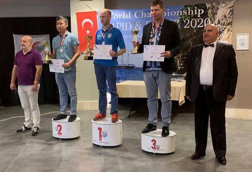 Харьковчанин завоевал золотую медаль на чемпионате мира
