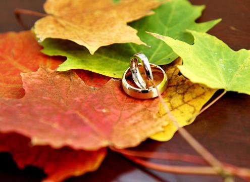 На Харьковщине молодые влюбленные до последнего скрывали от родителей дату свадьбы