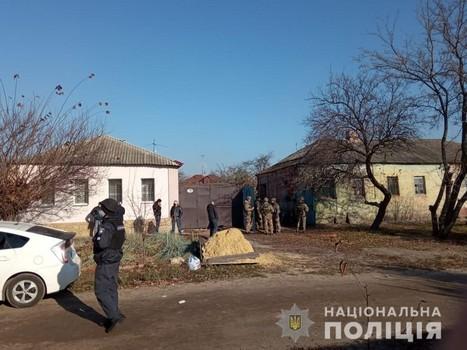 Харьковчанин угрожал подорвать себя гранатой: стали известны подробности (фото, видео)