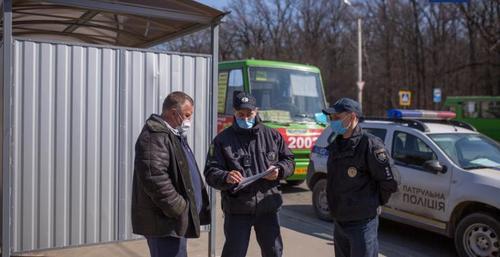 Карантин выходного дня: сколько нарушителей нашли в Харькове