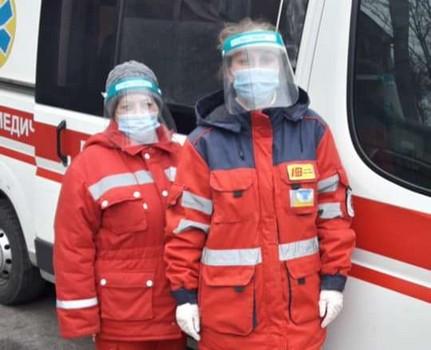 В Харьковской области женщина родила по пути в больницу