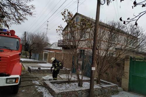 В Харькове женщина получила ожоги рук и ног в собственном доме (фото)