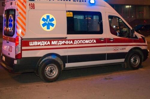 На Харьковщине посреди улицы нашли замерзшего мужчину