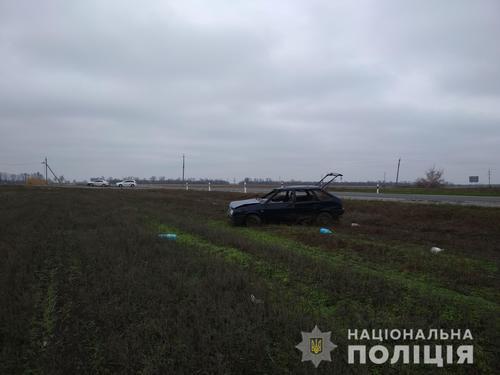 Стали известны подробности ДТП в Харьковской области, в котором четыре человека получили травмы (фото)