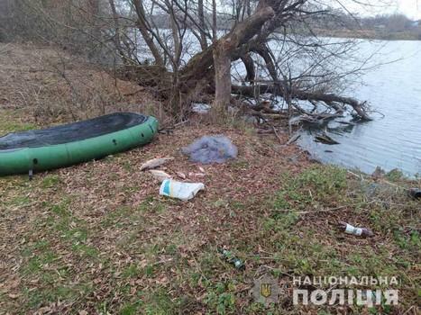 В Харьковской области мужчина нажил себе проблем из-за проделок на водоеме (фото)