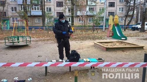 ЧП в харьковской многоэтажке: стало известно, кто взорвал гранату (видео)