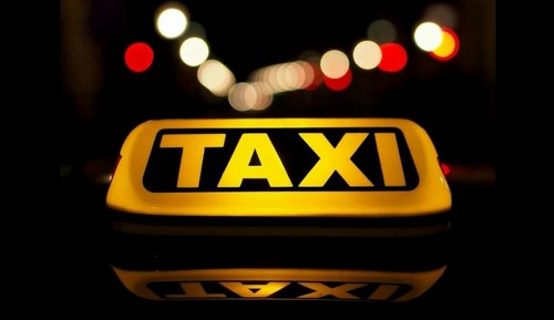 В Харькове таксист напал на пассажира с пистолетом (видео)