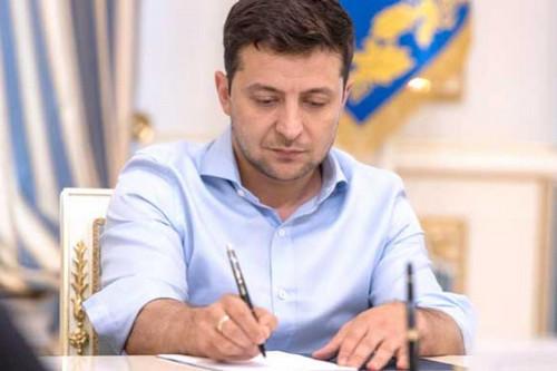 Президент принял кадровые решения по Харьковской области
