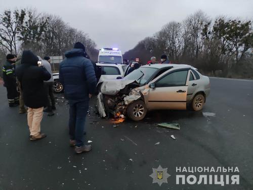 Серьезная авария произошла на Харьковщине: много пострадавших (фото)