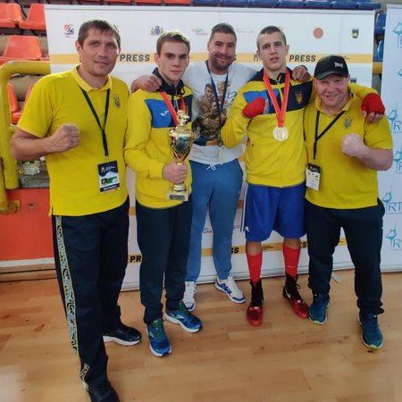 Двое харьковчан стали чемпионами Европы (фото)