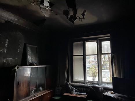 Харьковская пенсионерка оказалась в смертельно опасной ловушке (фото)